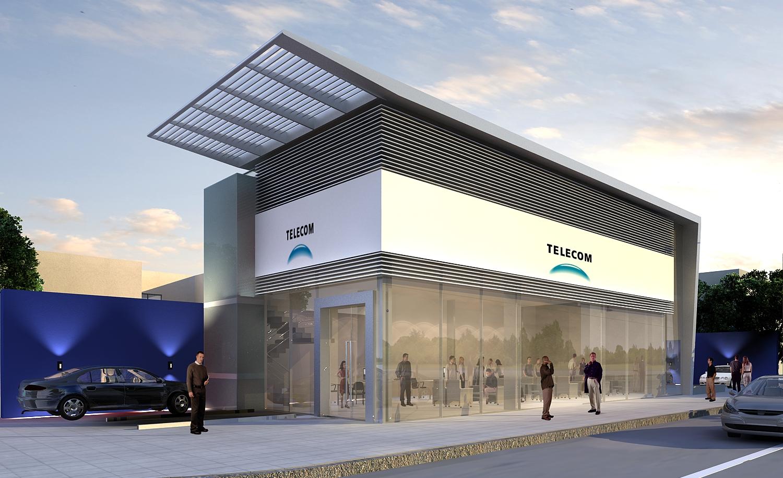 Local comercial estudio d c e for Local arquitectura